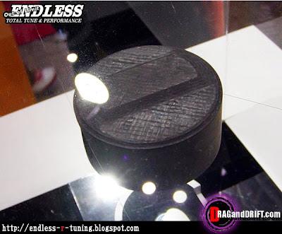ENDLESS-R: Carbon Fibre Piston
