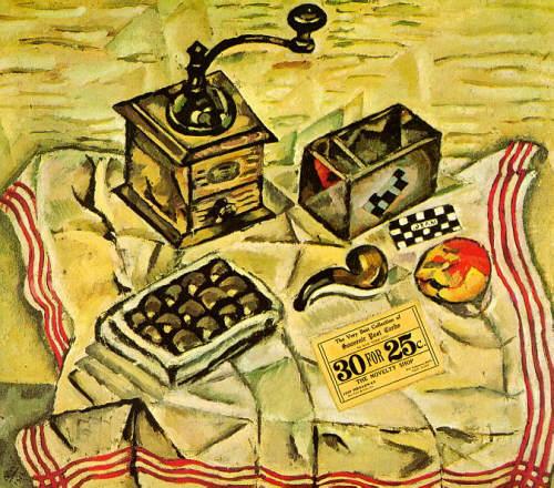 Resultado de imagen de Joan miró, molinillo de café