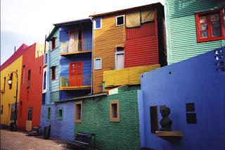 La Boca, barrio de Buenos Aires
