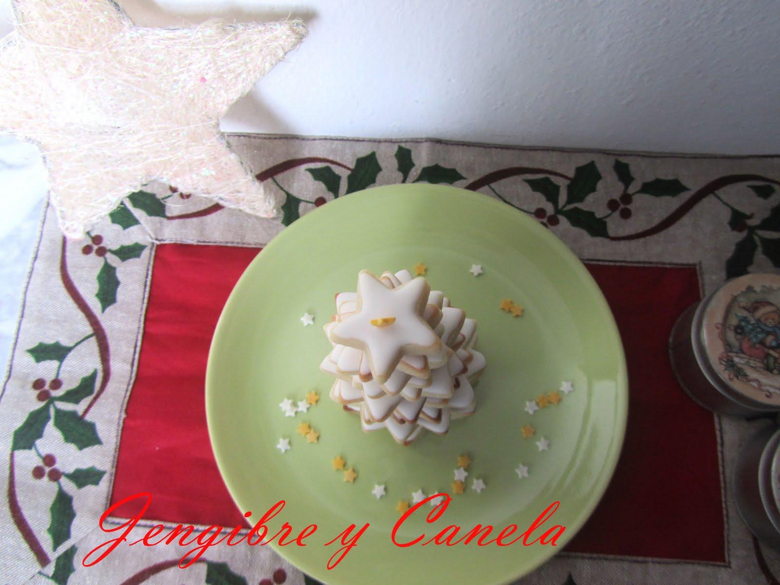 Jengibre y Canela Mis primeras galletas decoradas