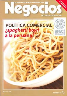 Cholo Comex Revista Negocios Internacionales Diciembre 2009 1 Solo Archivo Pdf