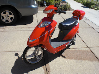 Electra Voy 88911 Phantom Iv Electric Scooter Homepage