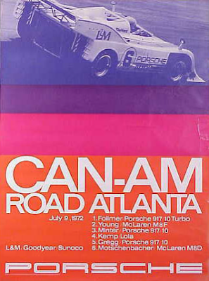 only for the grown and sexy vintage porsche posters
