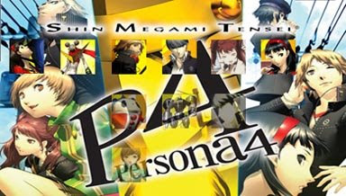 PSP Themes Free Download: Persona 4 PSP Theme