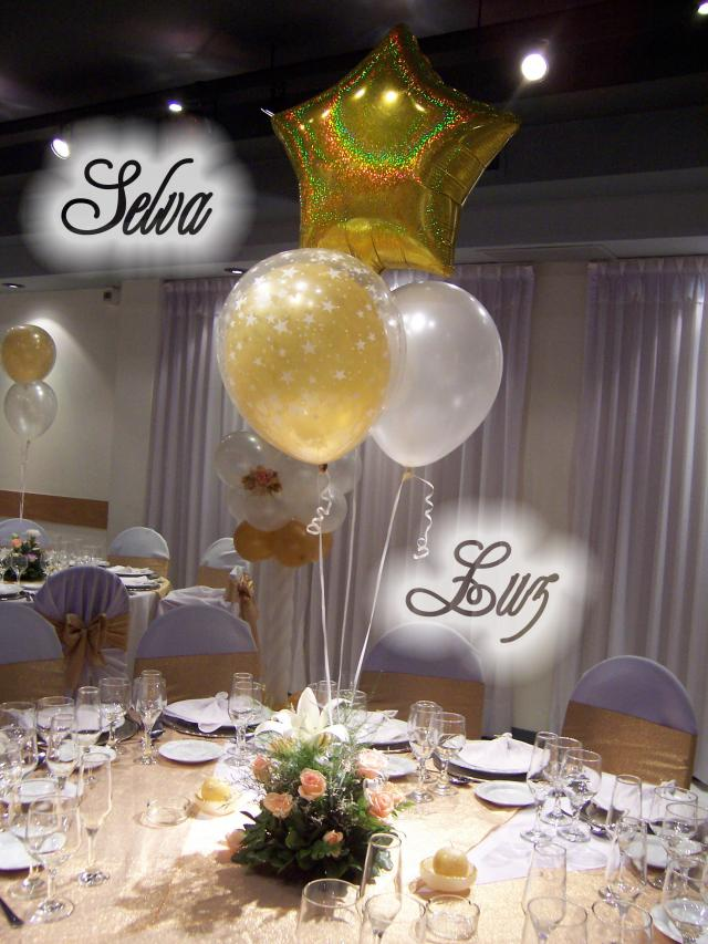 Consejos para organizar la fiesta de primera comuni n - Como decorar un salon para comunion ...
