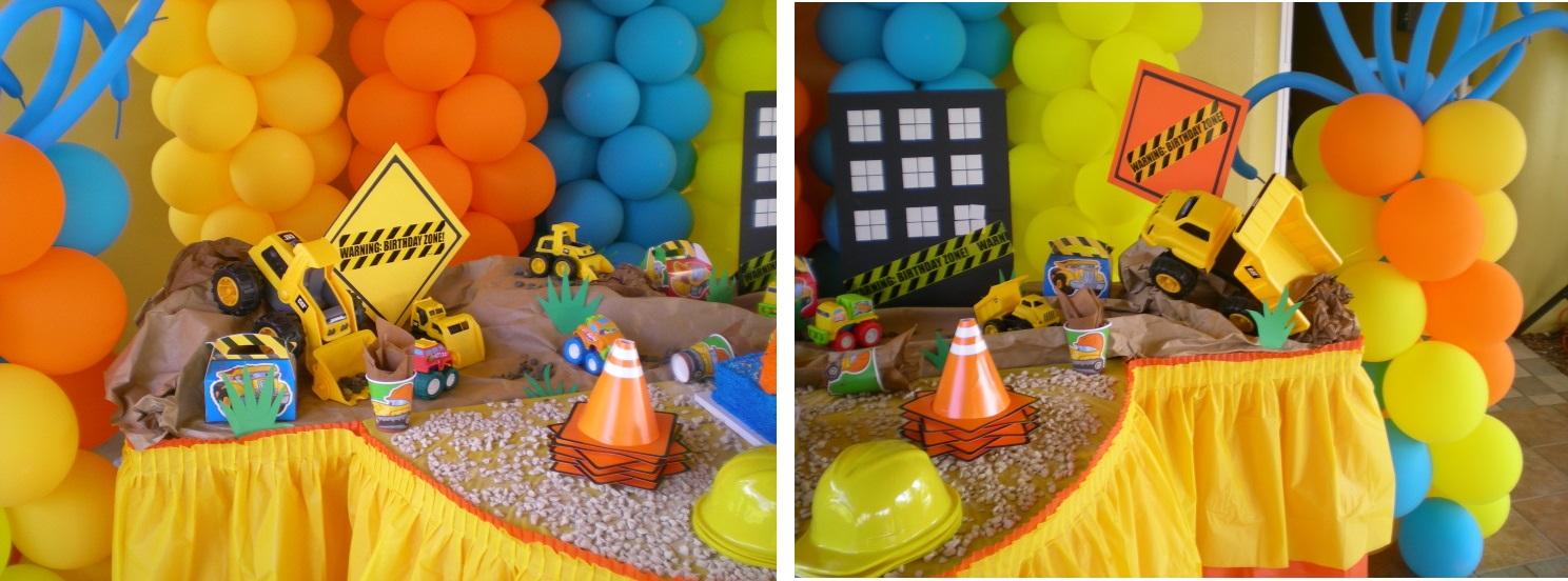 Fiesta de Construcción - LaCelebracion.com