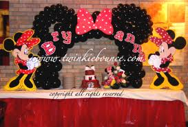 Fiesta Mickey Amp Minnie Mouse Lacelebracion Com