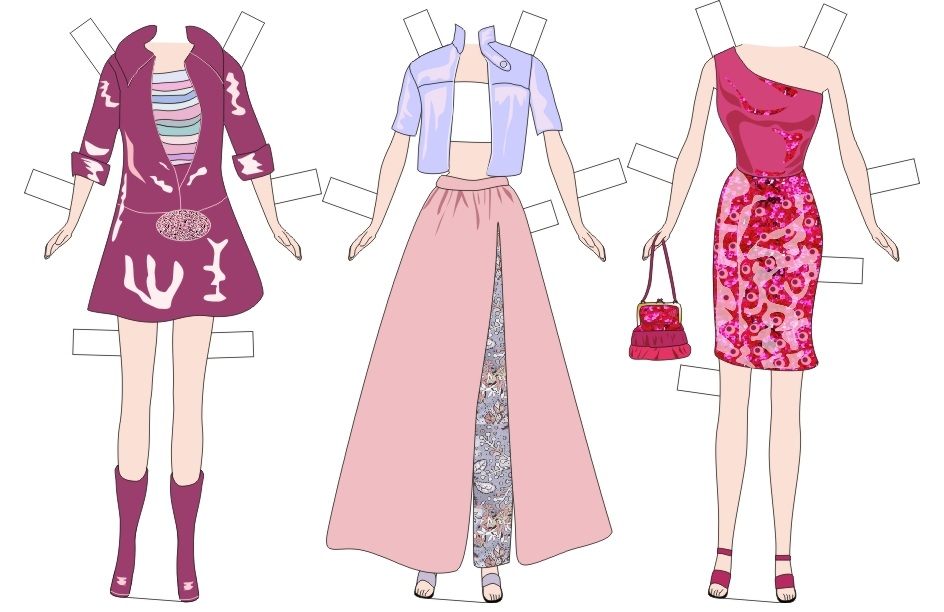 Dibujos Para Colorear De Barbie La Muñeca Coleccion Pinterest