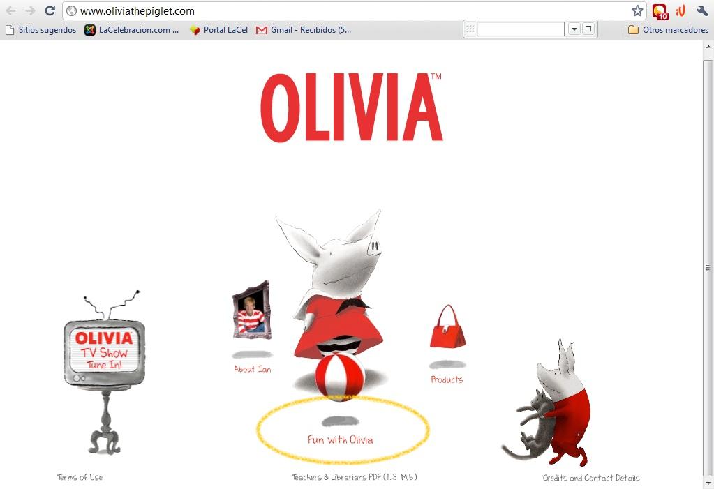 Fiesta Olivia La Cerdita - LaCelebracion.com