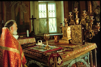 New Liturgical Movement The Byzantine Altar