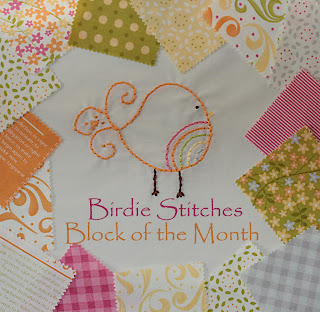 Birdie Stitches Supply List