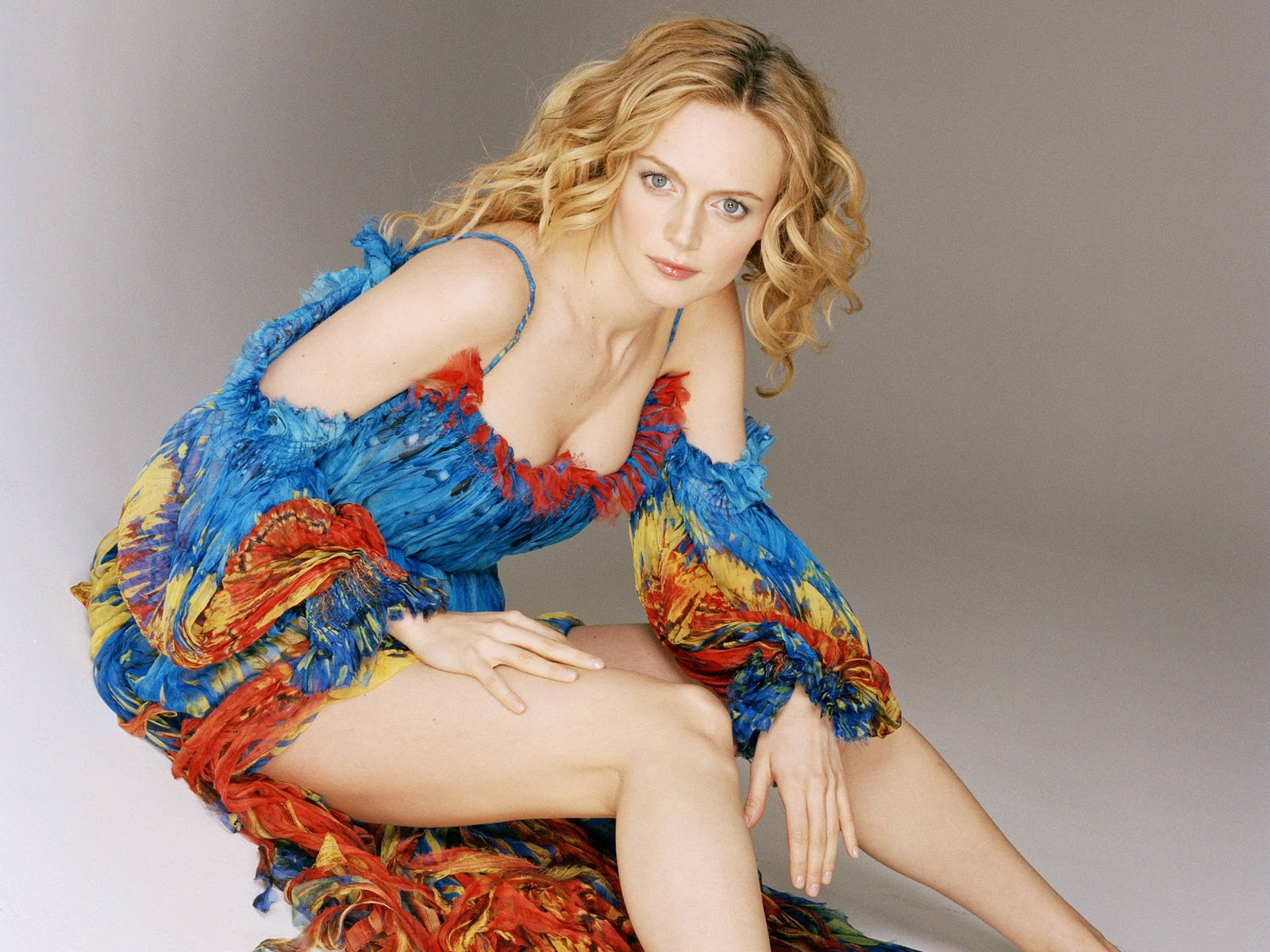 Heather Graham Hot all styles of hot fitness: the hot heather graham is an