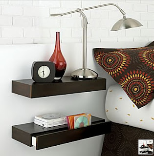 Life In The Bbv Shelves As Nightstand