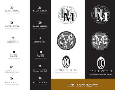 Logo Design for a Contemporary & Vintage Jewelry Company