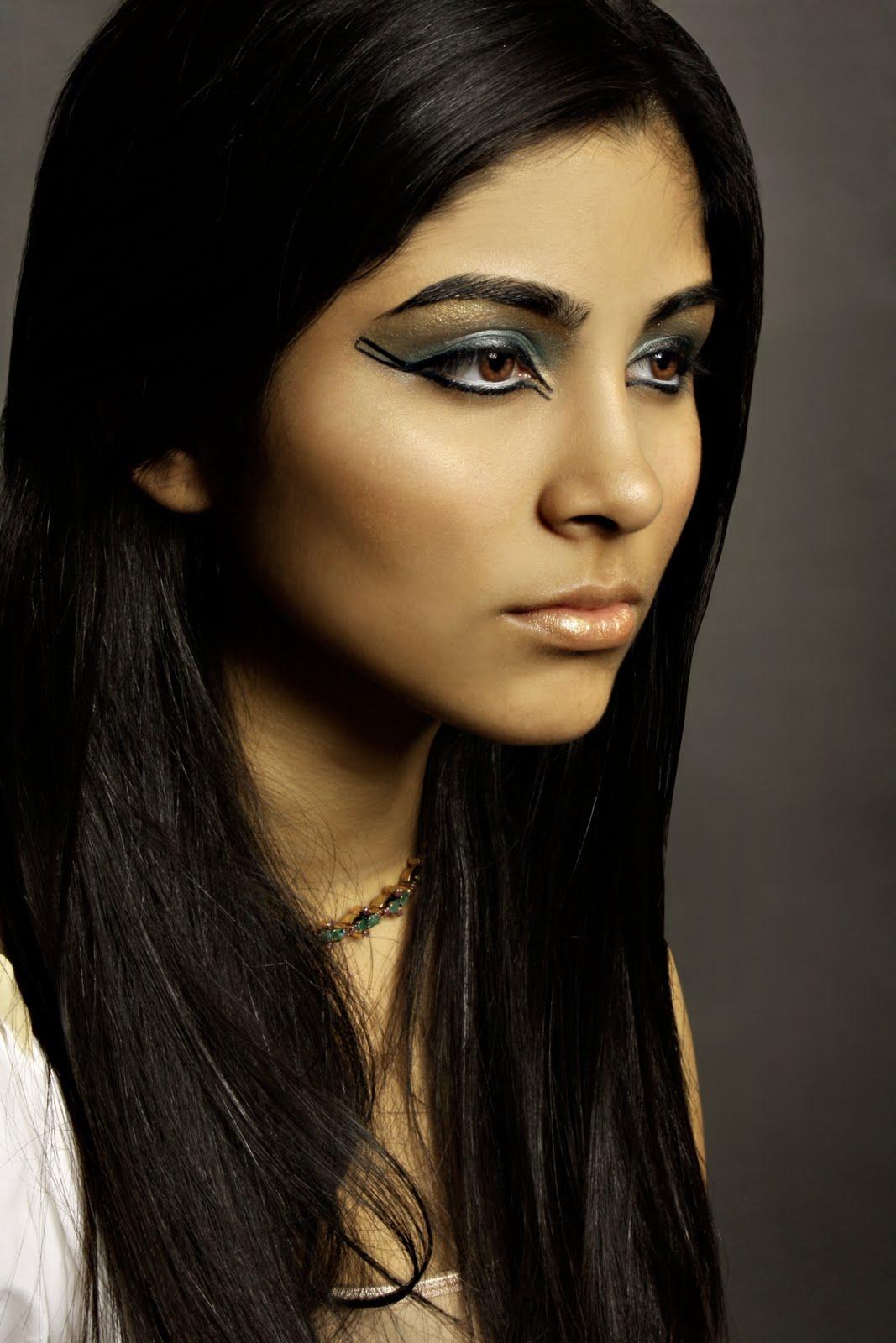 cleopatra maquiagem maquilhagem