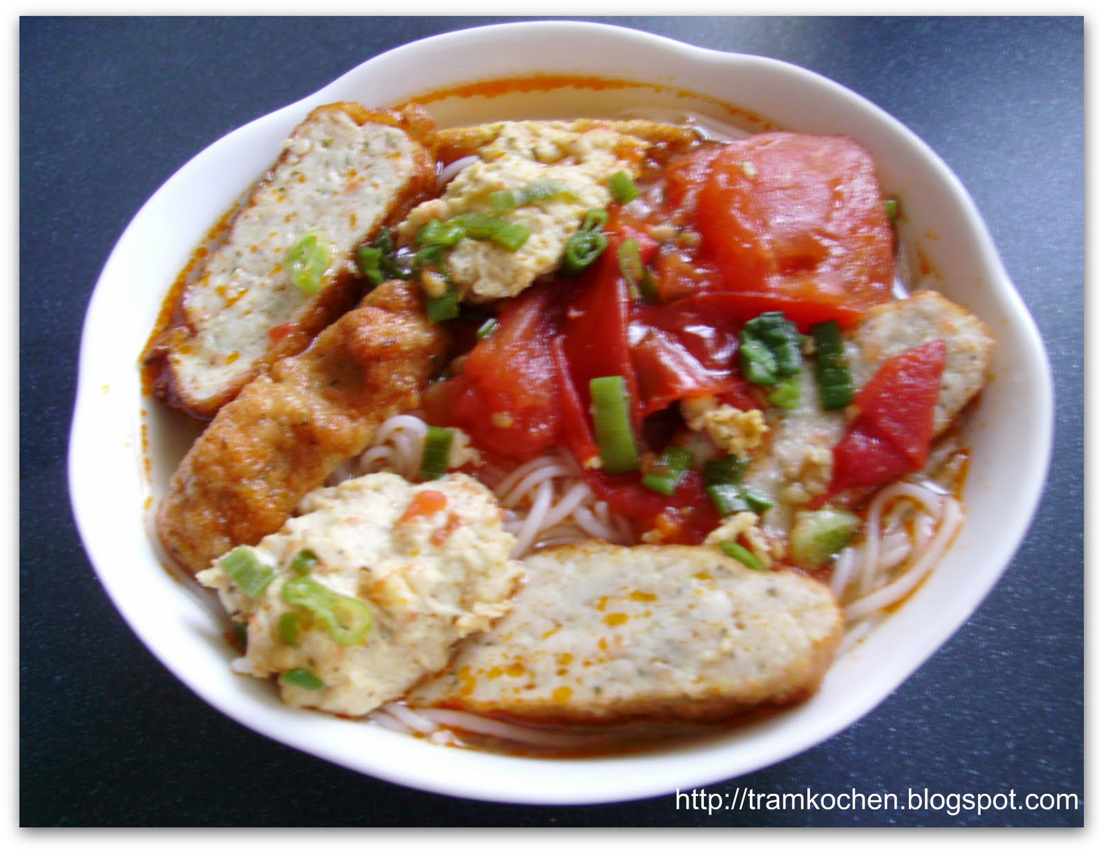 Tram\u0026#39; s kochen: B\u00fan ch\u1ea3 c\u00e1 Nha Trang