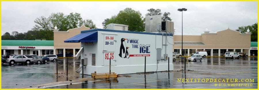 NEXT STOP...DECATUR: TWICE THE ICE To Open Location at Patel Plaza