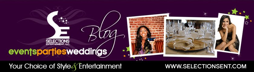 Selections Entertainment  LLC - Premiere Event Planning and Wedding Planning in North Carolina