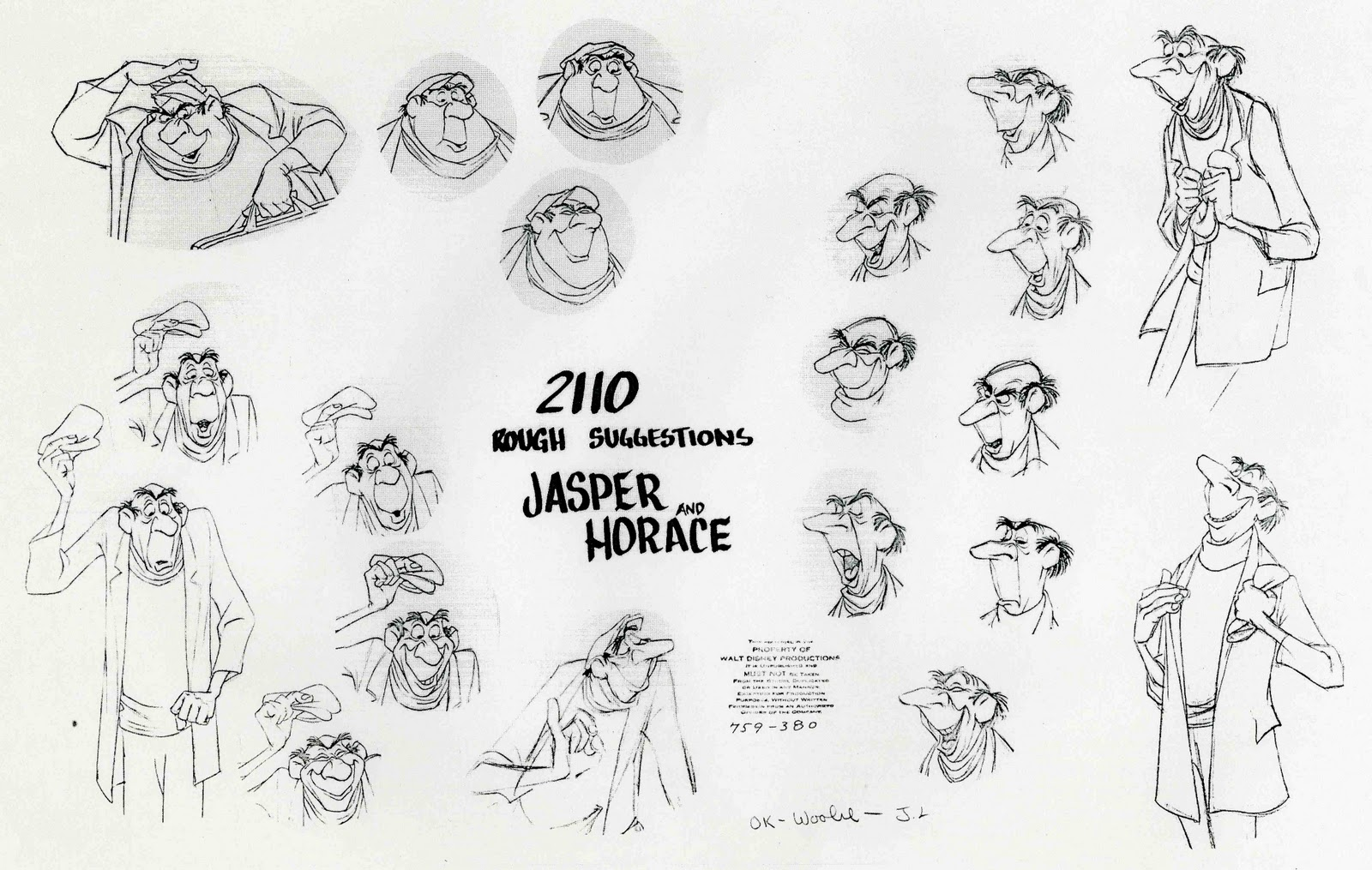 Character And Creature Design Notes Model Sheets 101 Part 2