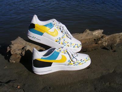 Bahamas Custom Sneakers c0c5627fe