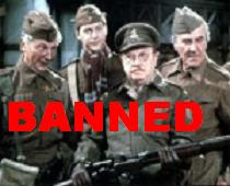 Auntie Censors Dad's Army