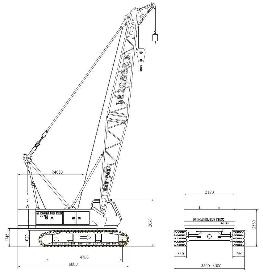 Technological Design: Crane Design Ideas and Initial thoughts