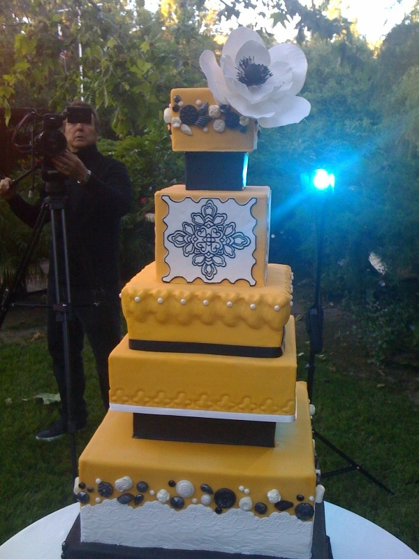 Fabulous Wedding Cakes Tv Show