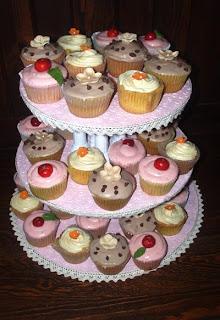 Cupcakes-de-fresas
