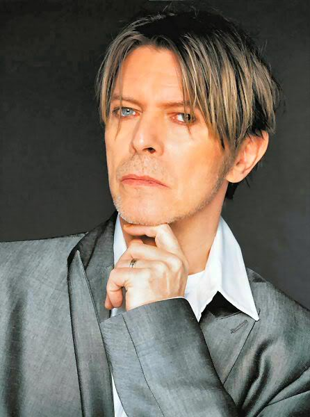 A MAN OF STYLE!: Style icon of the week - David Bowie