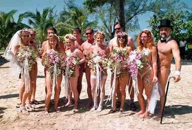 SantaiDRimba Majlis Kahwin Bogel Siaran Langsung