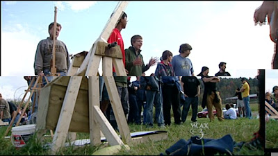 WCAX: Pumpkin Chuckers Compete in Cambridge