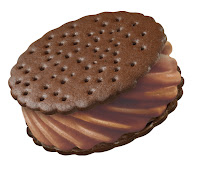 Chocolate Ice Cream Sandwich