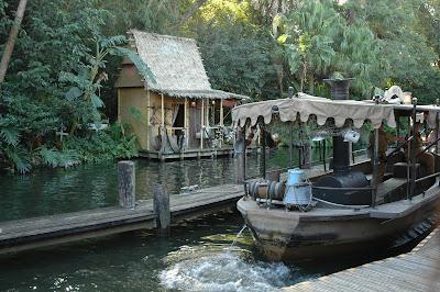 Walt Disney World Jungle Cruise