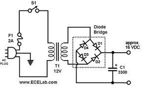 SELAMAT DATANG: Regulated power supply
