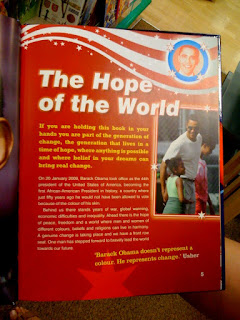 The hope of the world!