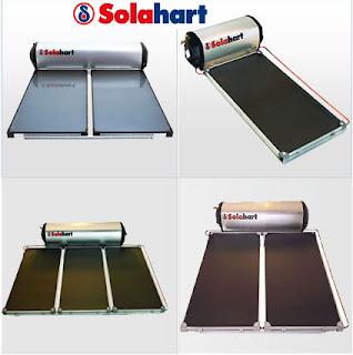 Pemanas Air Solahart Solar Water Heater