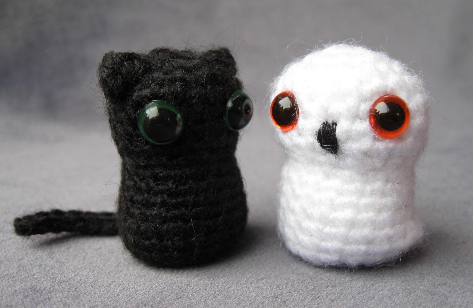 FurlsCrochet | September Amigurumi CAL Owls Week One | 1041x1600