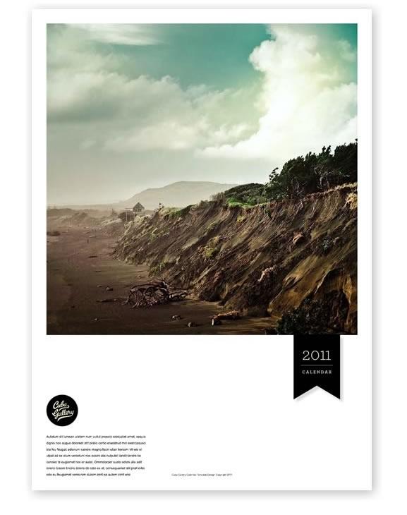 Indesign Calendar Templates: Indesign Calendar Template Design 2011