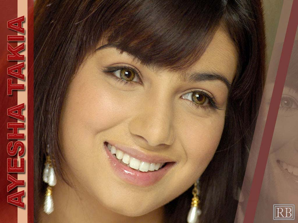 Hot Bollywood Ayesha Takia Wallpapers-5065