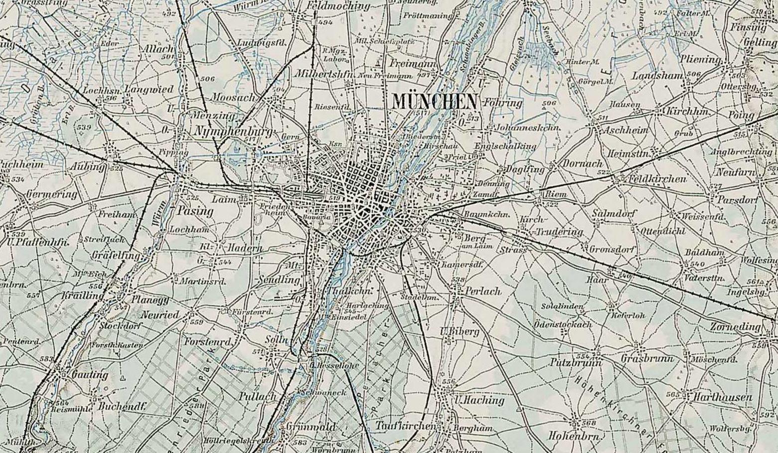 Topographische Karte Ungarn.Topographische Landkarten Historische Landkarten