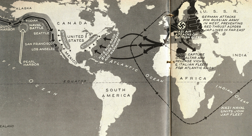 Schlachtfelder Des 2 Weltkriegs Karte.Kriege Und Schlachten Historische Landkarten