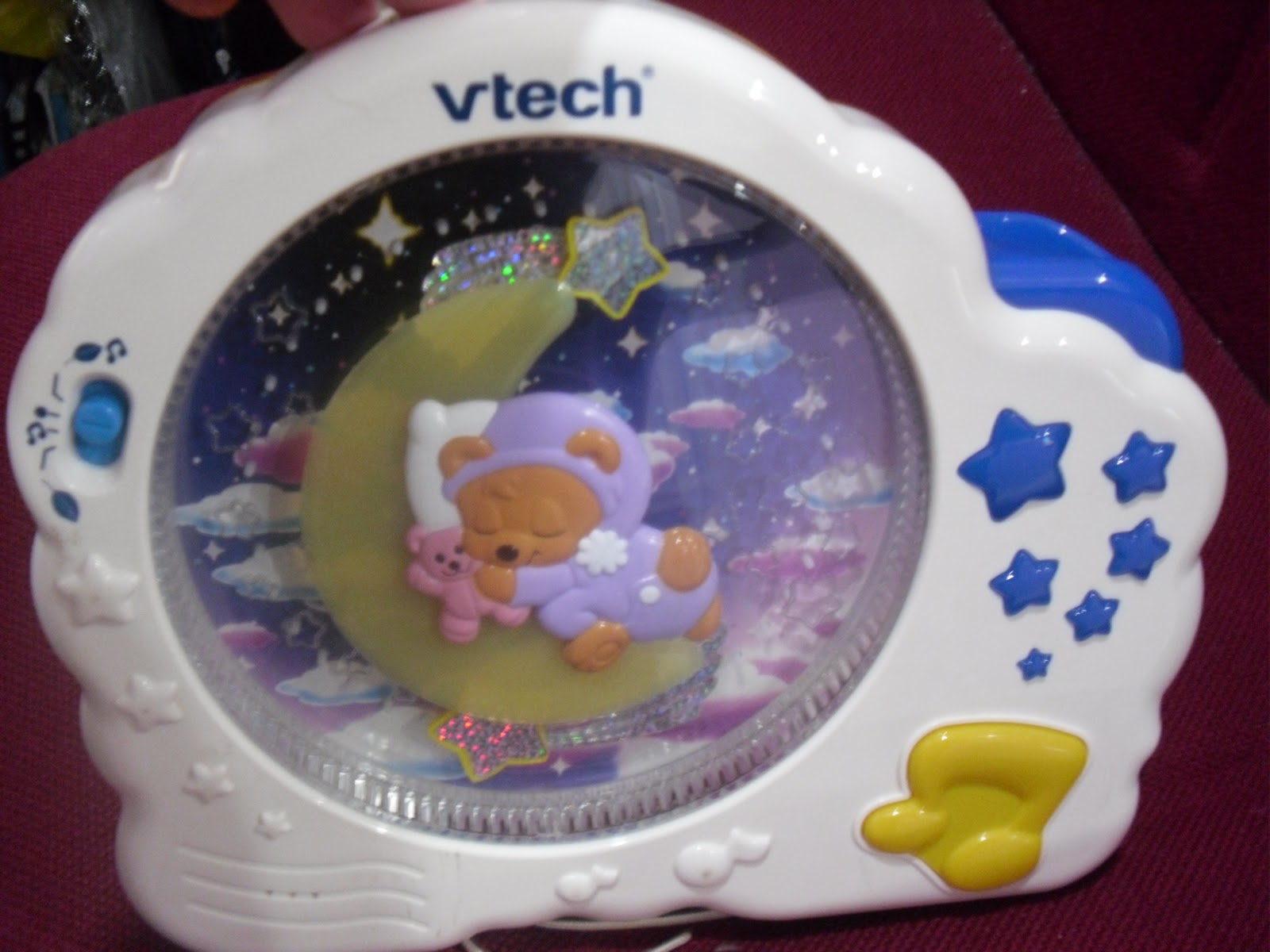 Baby Musical Night Light My Two Little Princess Vtech Lullaby And Night Light