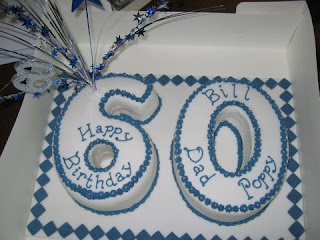 60th Birthday Cake 010