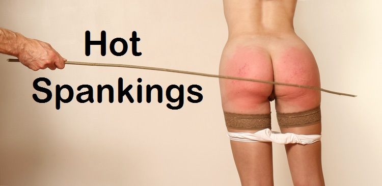 spankings Erotic and humiliating