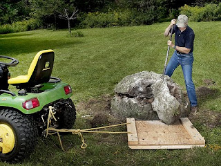 Basic Know How Backed By Simple Tools Can Move Almost Anything Here S To Boulders Lift Fences And Haul Logs Without Relying On Heavy Machinery