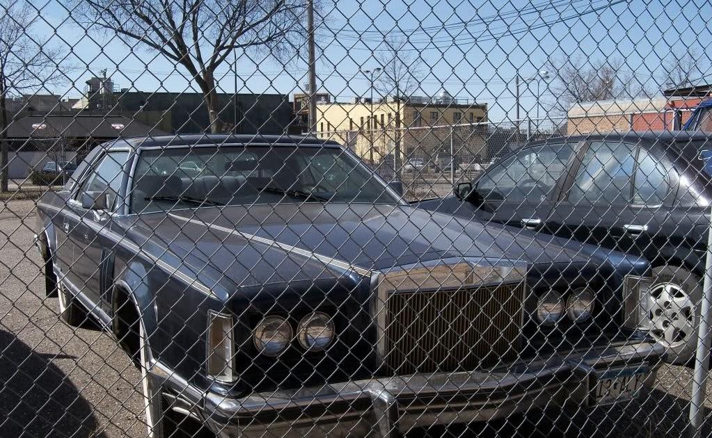 Raves Near Me >> The Automotive Way: Minneapolis Street Sighting: Lincoln ...