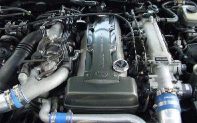 KP Gasket: Toyota 2JZ-GTE Engine