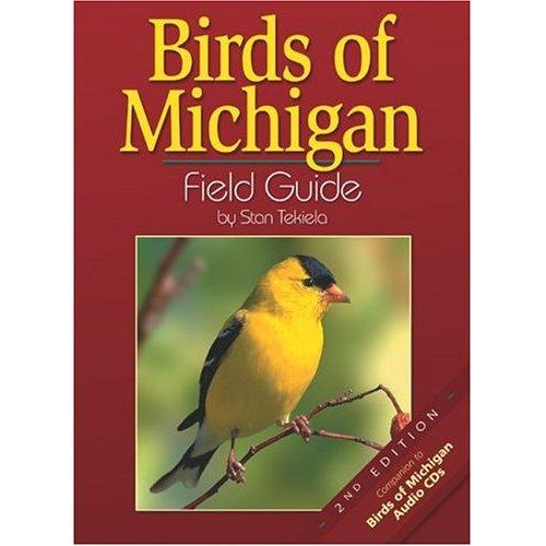 Wild Birds Unlimited: Birds Of Michigan Field Guides