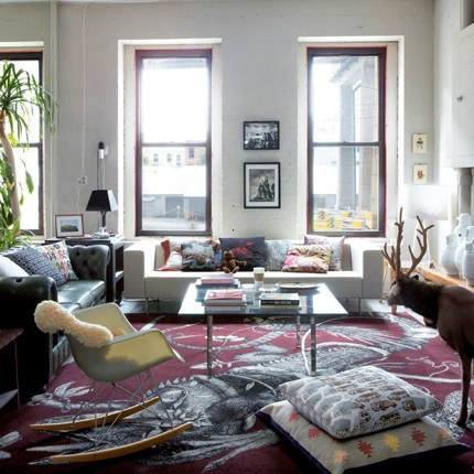 Of All Design A Brooklyn Loft Images, Photos, Reviews