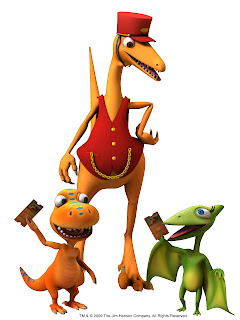 Dinosaur Train A to Z Song